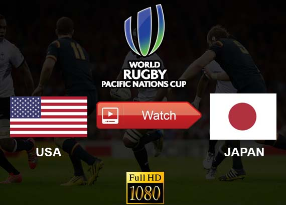 USA vs Japan Pacific Nations Cup finals live stream