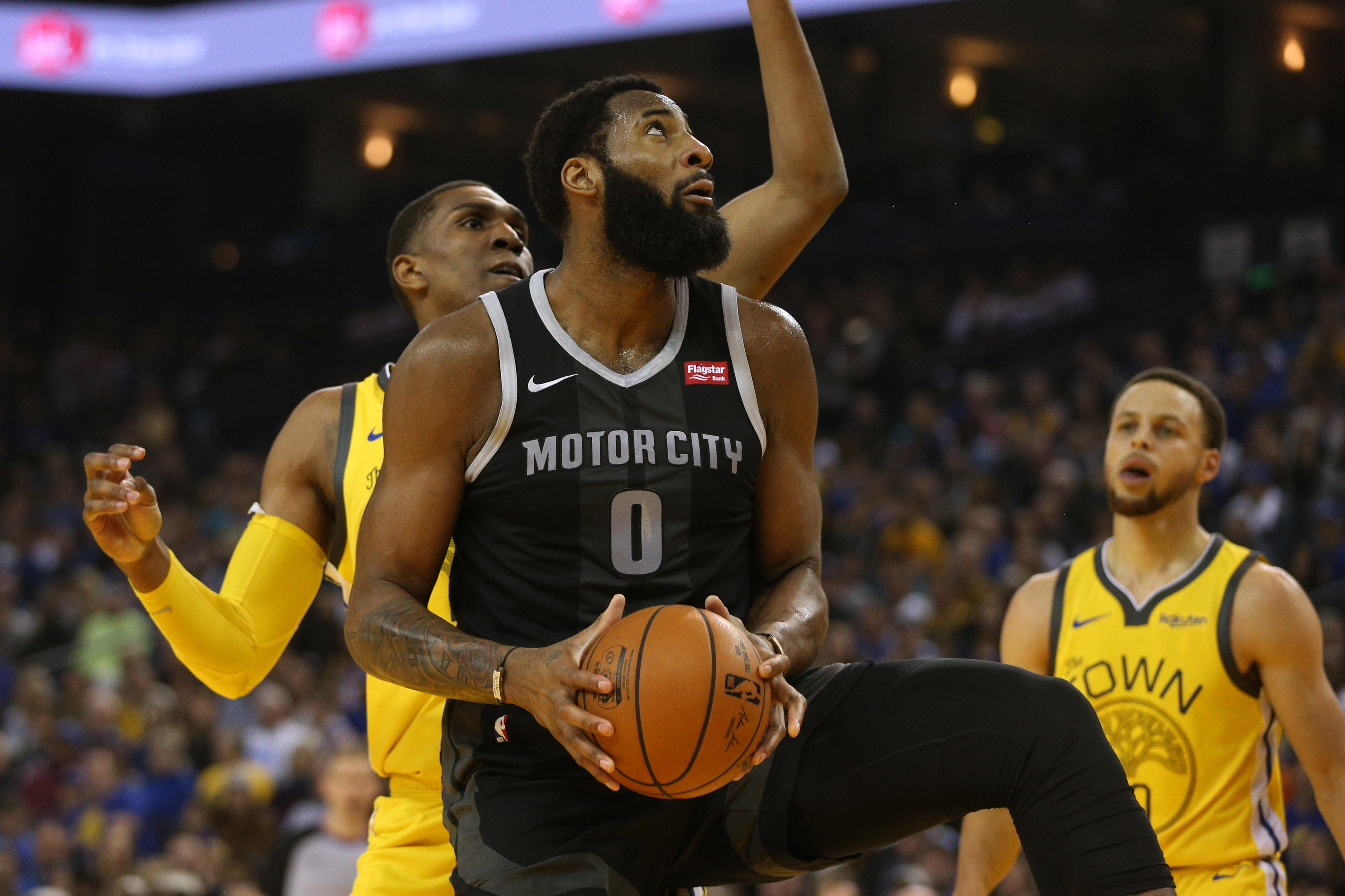 Andre Drummond's offseason diet stipulates specific amount of beer daily