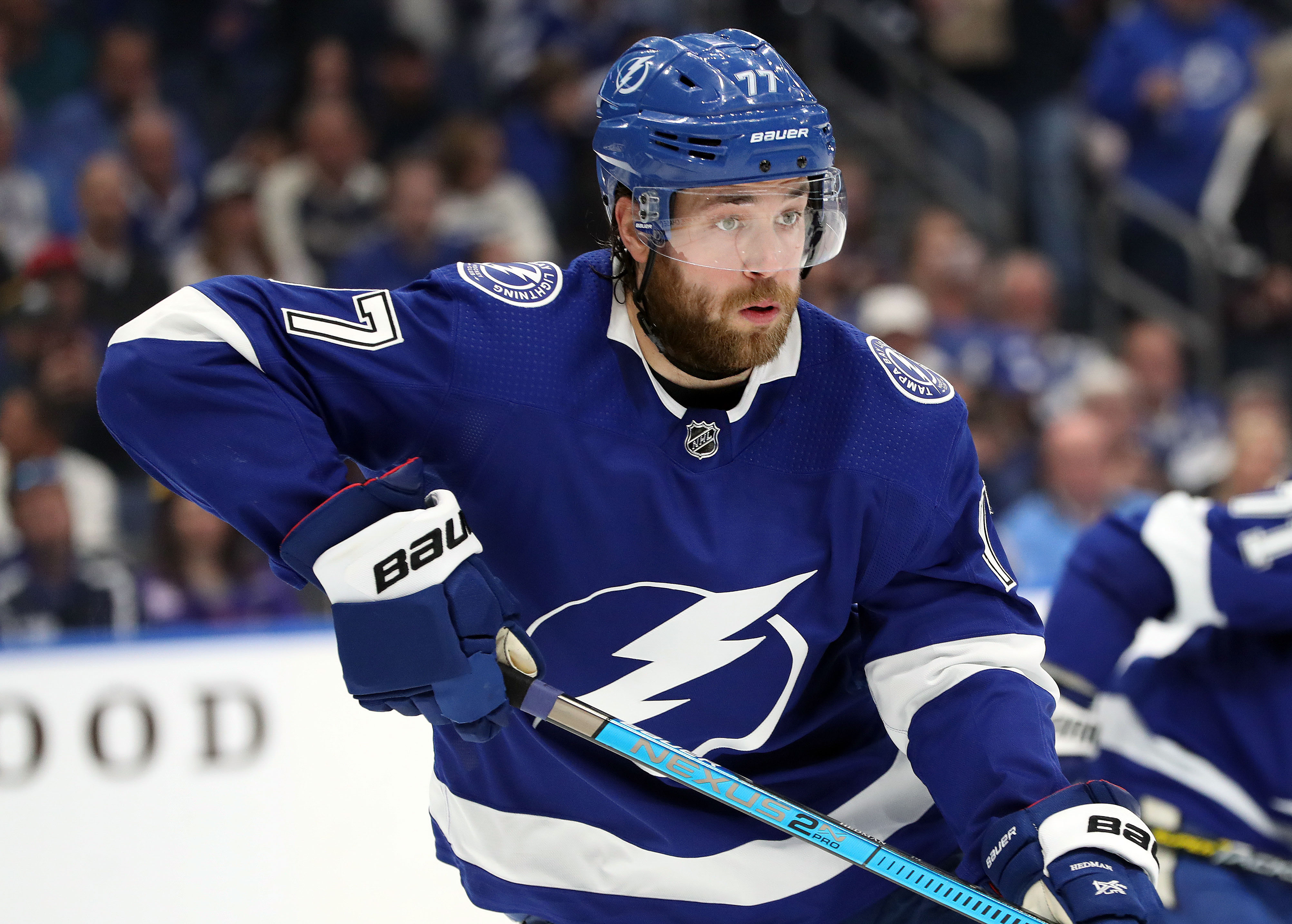 Victor Hedman puts himself into Conn Smythe conversation
