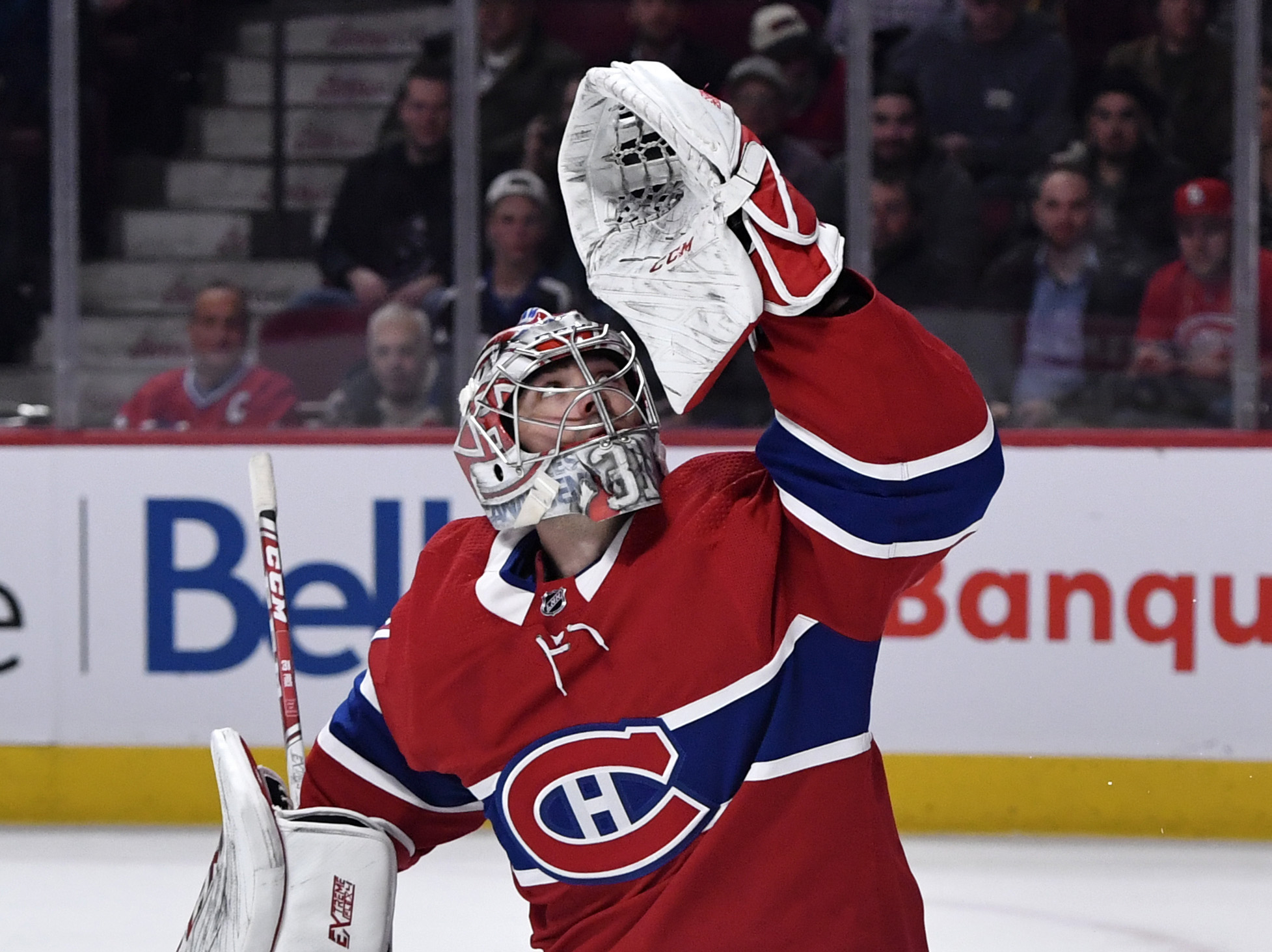 Watch: NHL Network's Top 10 Goalies Right Now