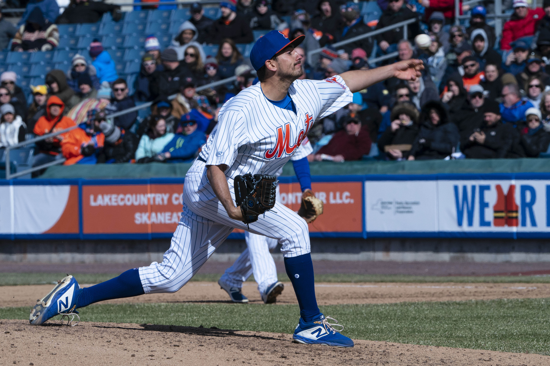 Minor League Mondays: Daniel Zamora could help New York Mets' bullpen down the stretch