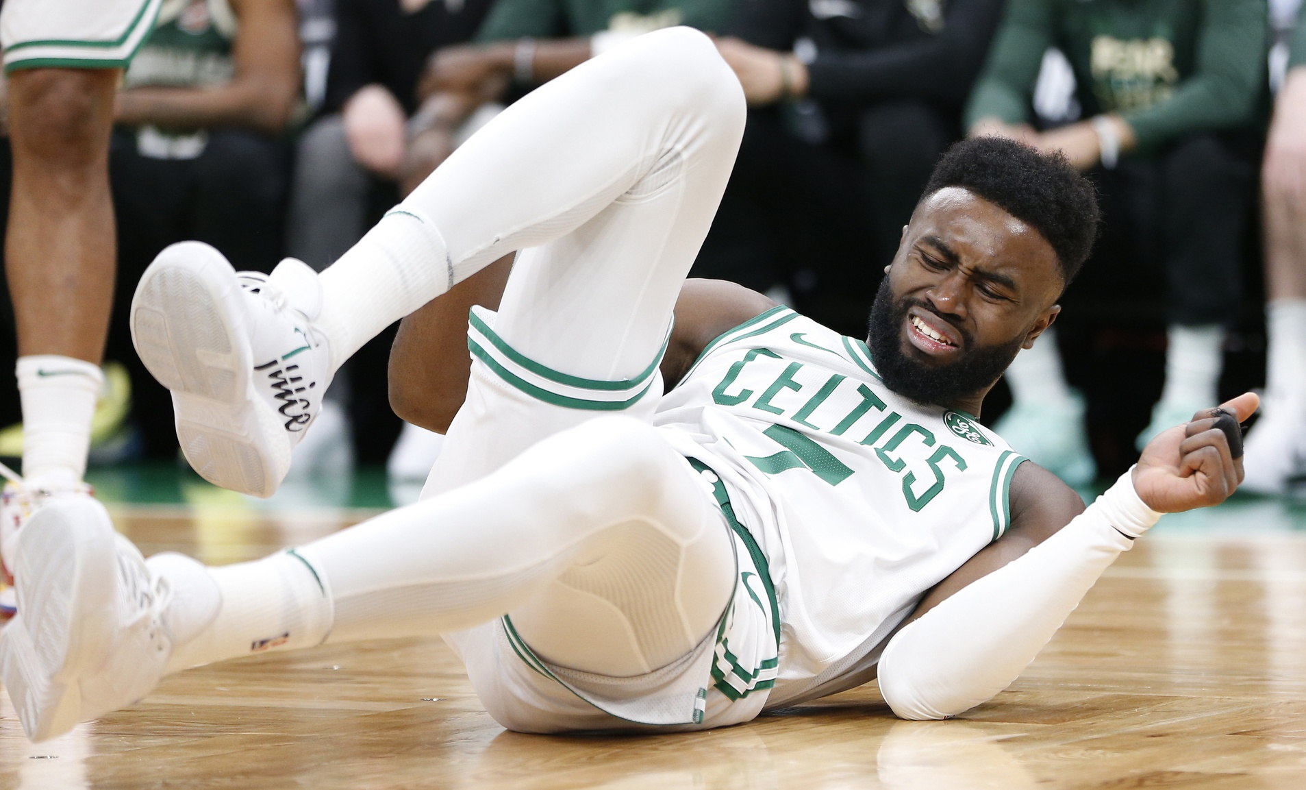 Your Morning Dump... Where Jaylen Brown can't imagine anything worse than last season
