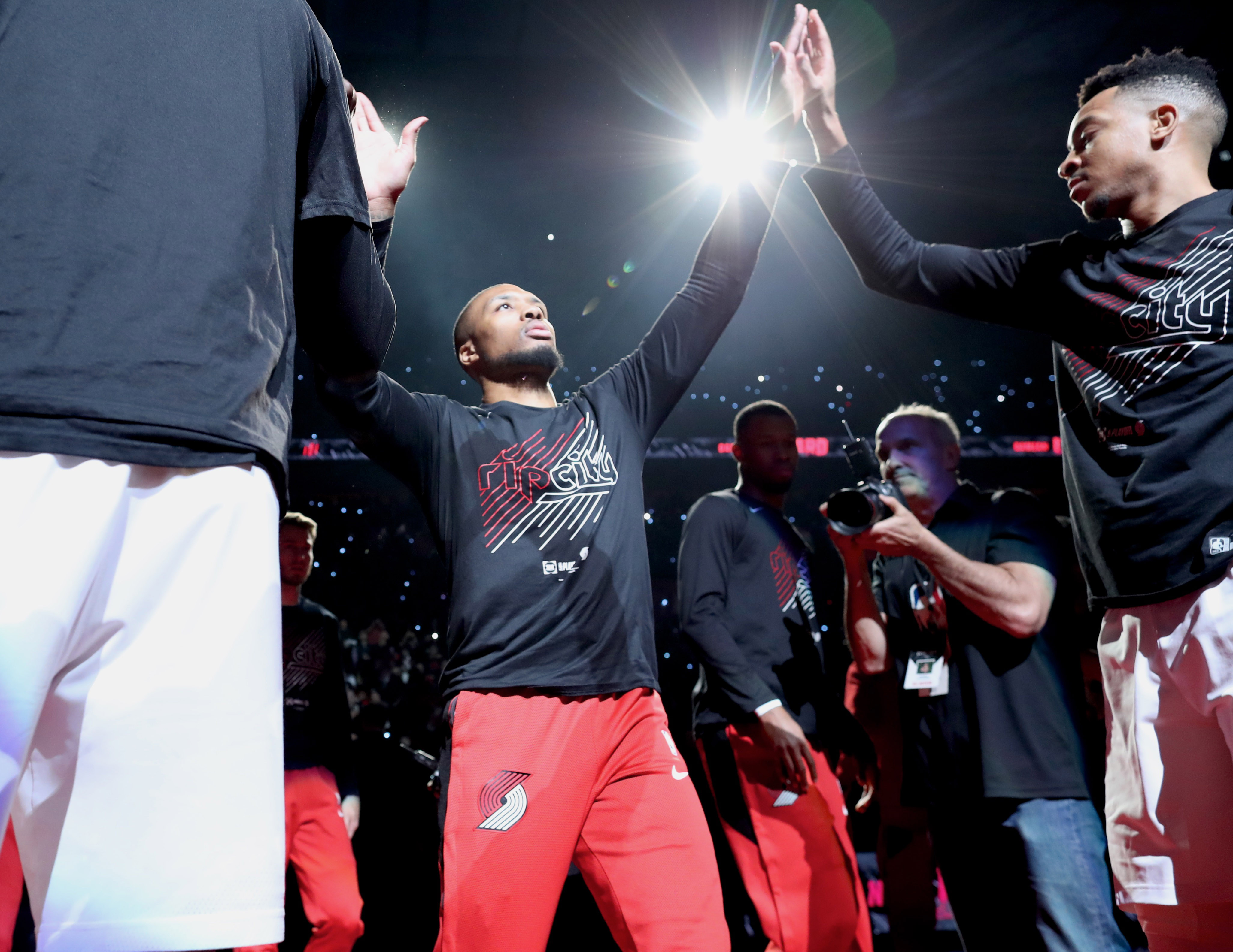 Listen: Damian Lillard drops new album for Blazers, rap fans to enjoy
