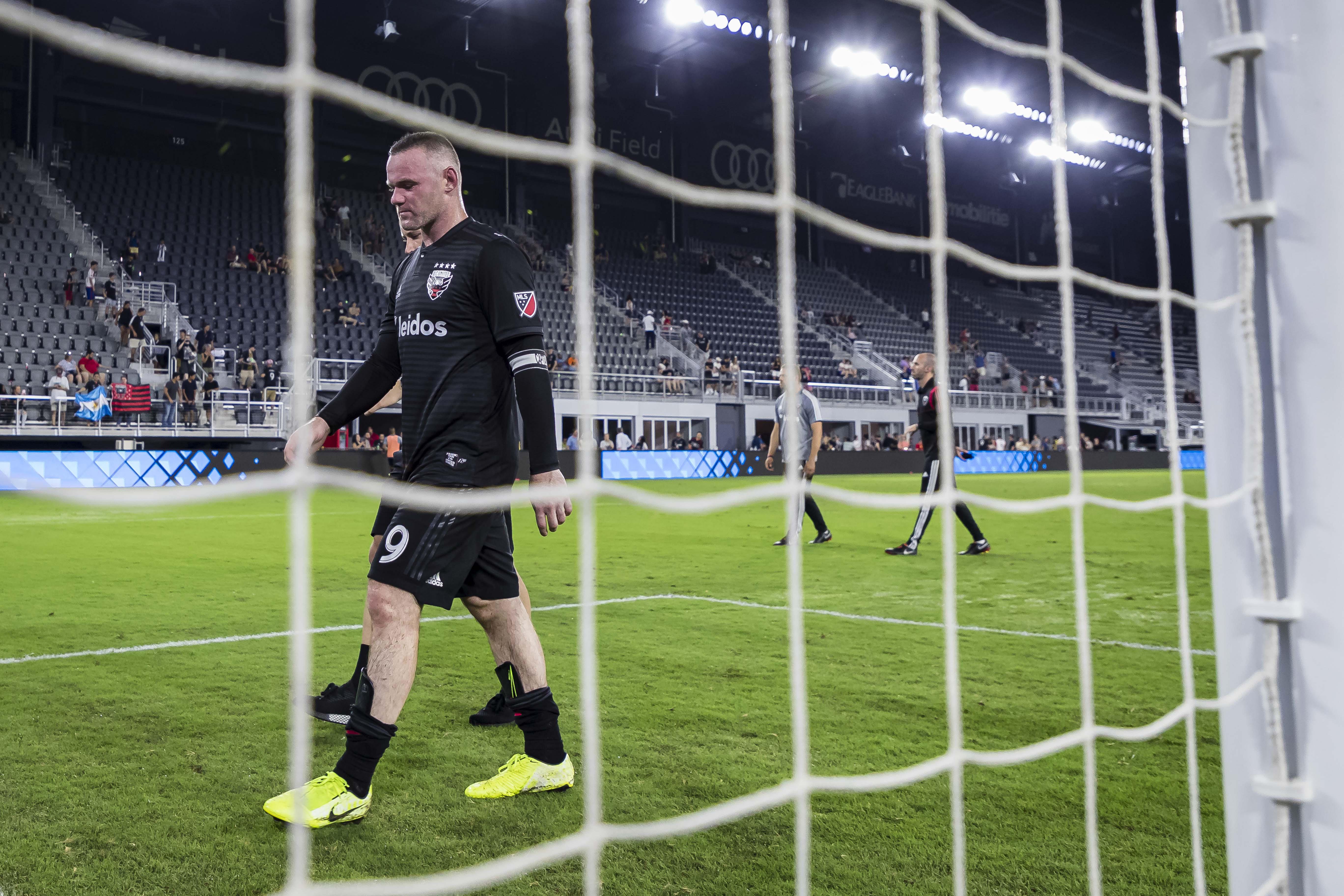 Will Wayne Rooney depart DC United, return to English Premier League?