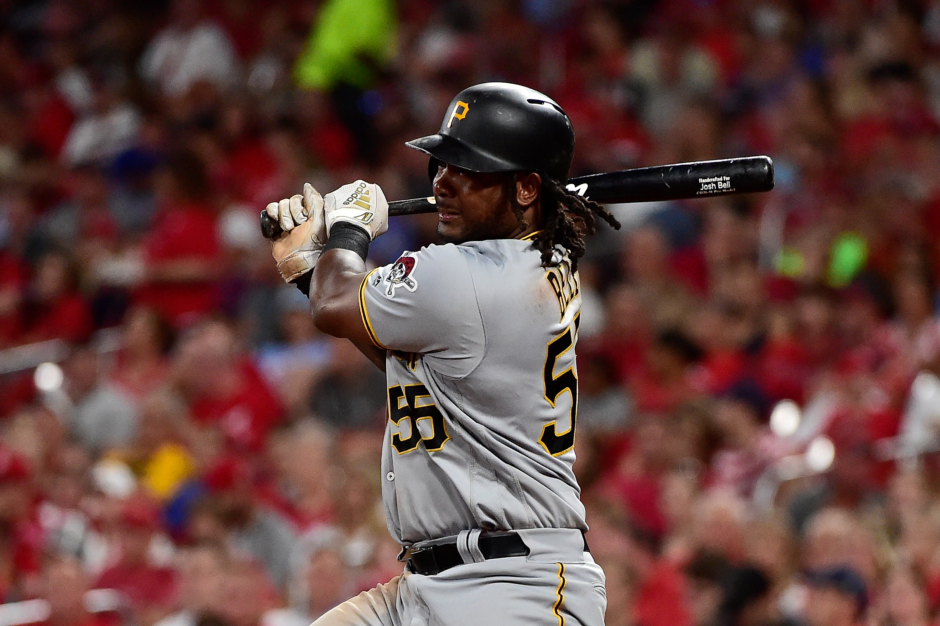 What's going on with Josh Bell?
