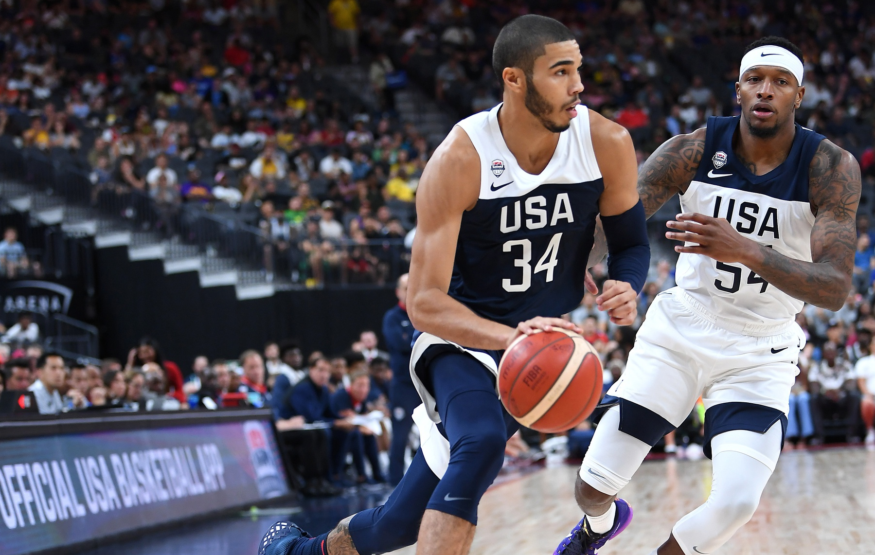 Your Morning Dump... Where the Celtics' foursome survives cuts for Team USA