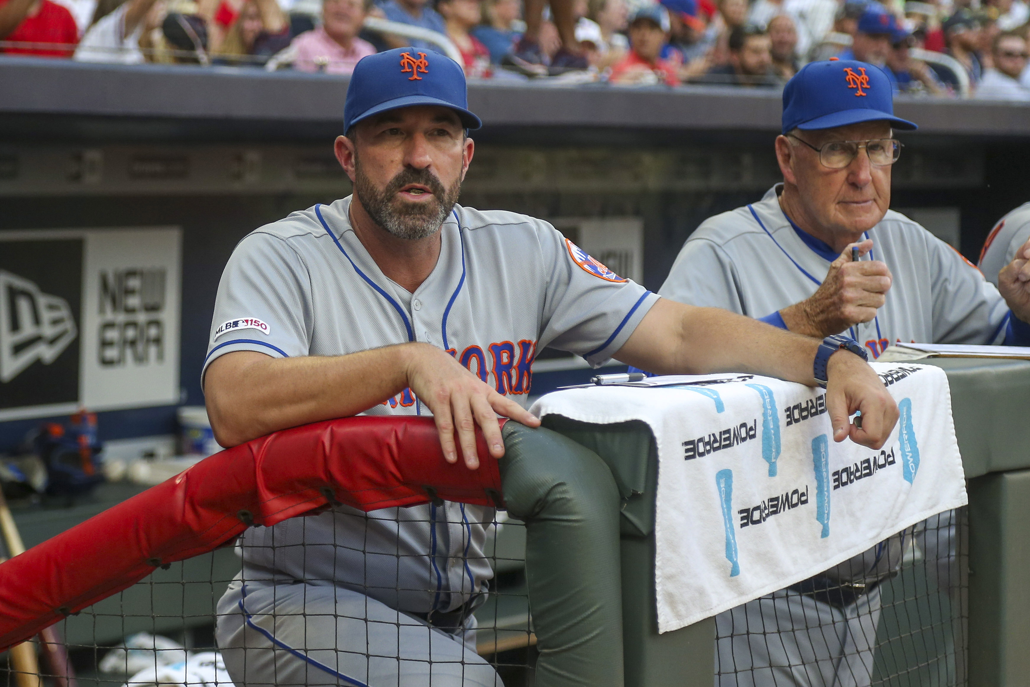 Mickey Callaway has to do a better job if the New York Mets want to complete their comeback