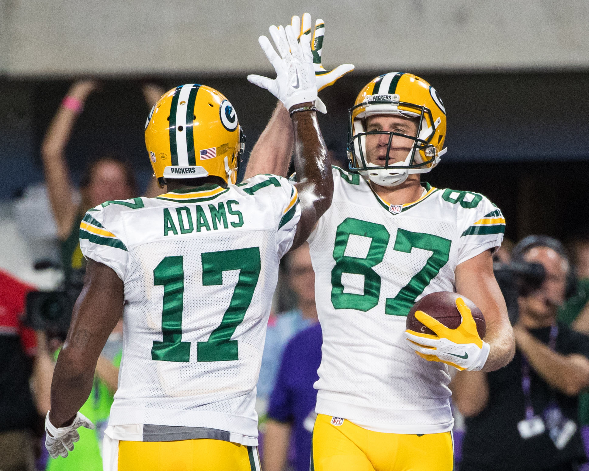 Ranking the Packers Greatest WRs Ever by Decade