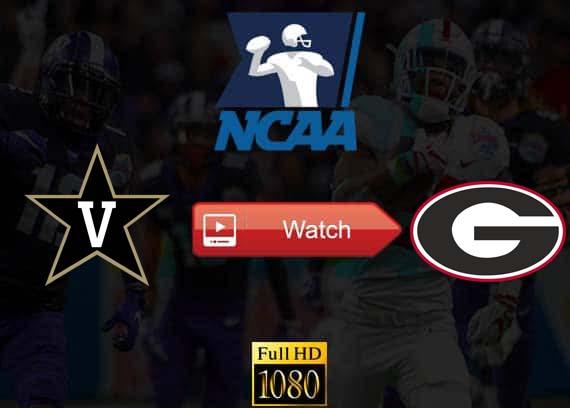 Vanderbilt vs Georgia live stream reddit