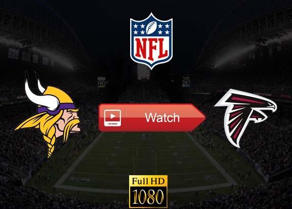 Vikings vs Falcons live stream reddit