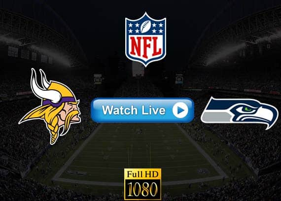 Vikings vs Seahawks live streaming reddit