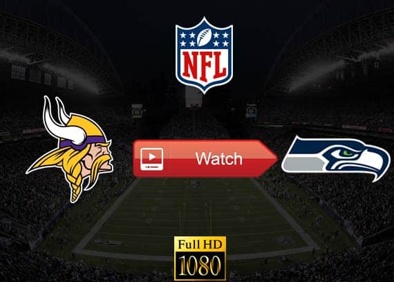 Vikings vs Seahawks live stream reddit