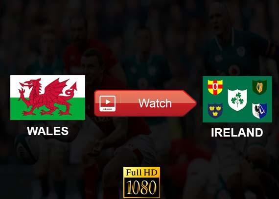Wales vs Ireland live stream reddit