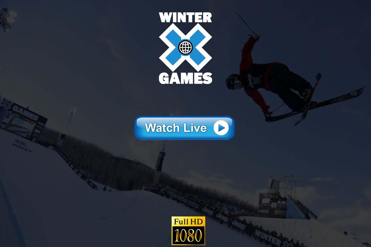 Winter X Games 2020 Live Stream