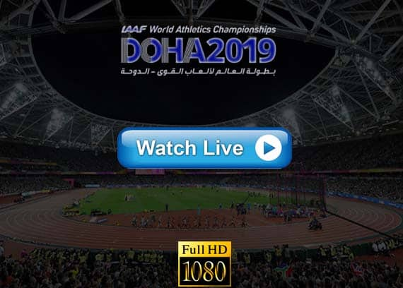 World Athletics Championships live streaming reddit
