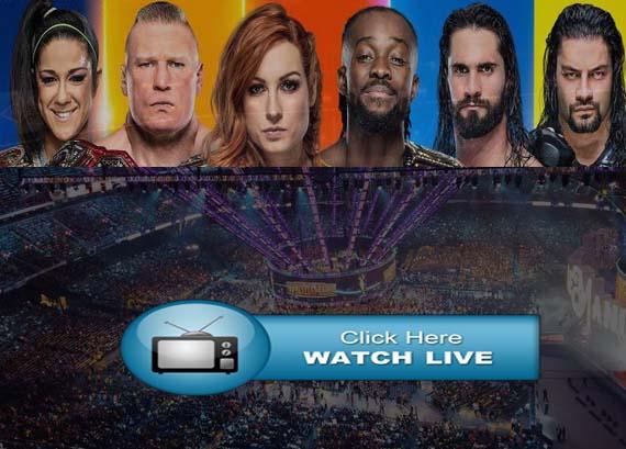 WWE Summerslam 2019 Live Stream