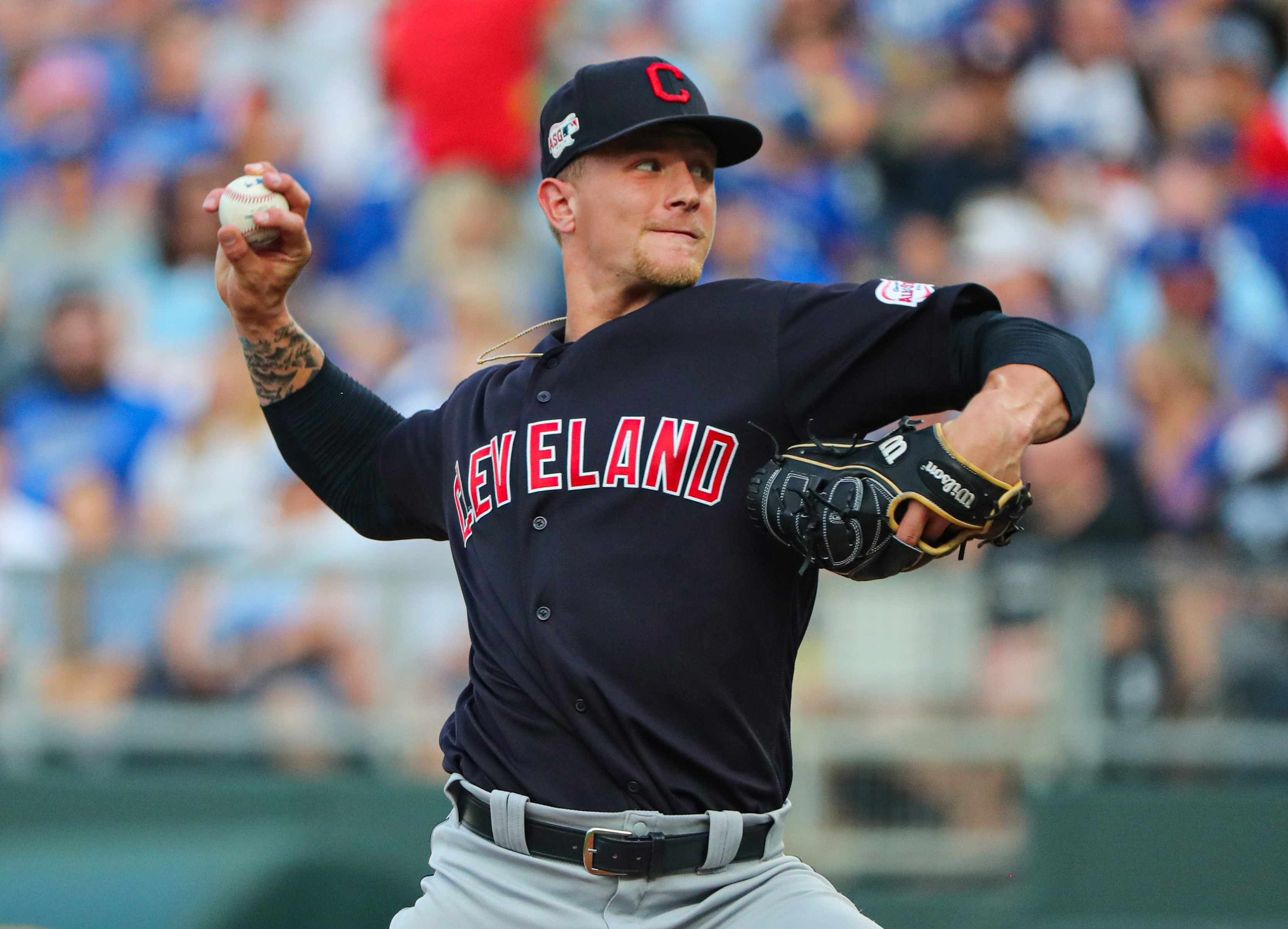Five reasons why Cleveland Indians are in first place in AL Central