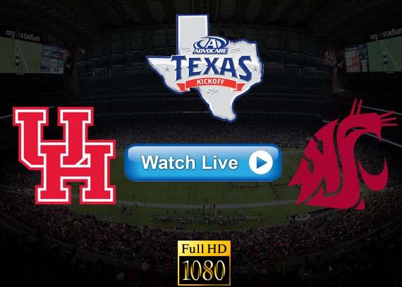 Houston vs Washington State live streaming reddit