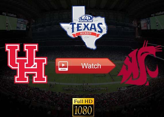 Houston vs Washington State live stream reddit