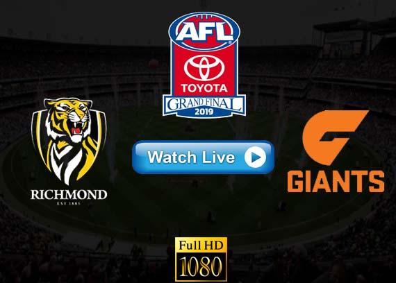 AFL Grand Final live streaming reddit