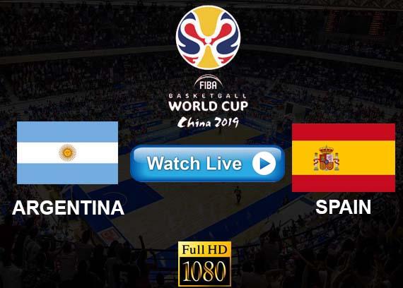 Argentina vs Spain live streaming reddit