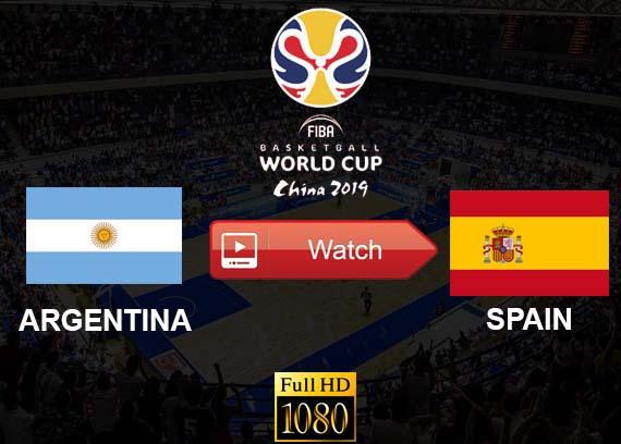 Argentina vs Spain live stream reddit