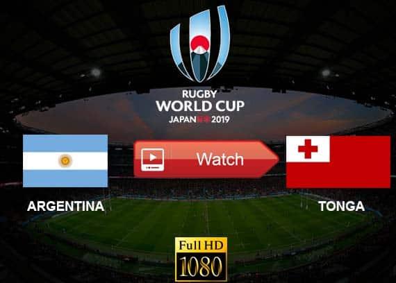 Argentina vs Tonga live stream reddit