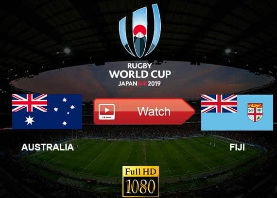 Australia vs Fiji live stream reddit