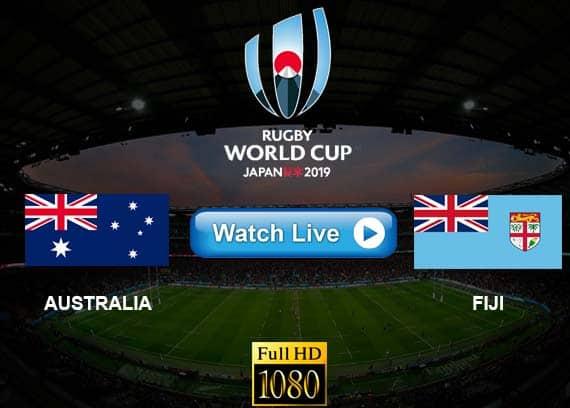 Australia vs Fiji live streaming reddit