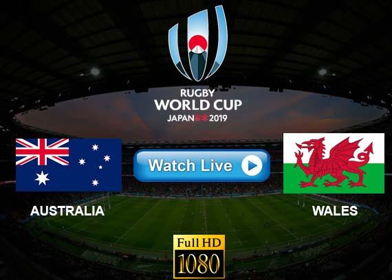 Australia vs Wales live streaming reddit