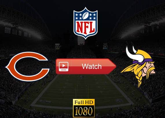 Bears vs Vikings live stream reddit