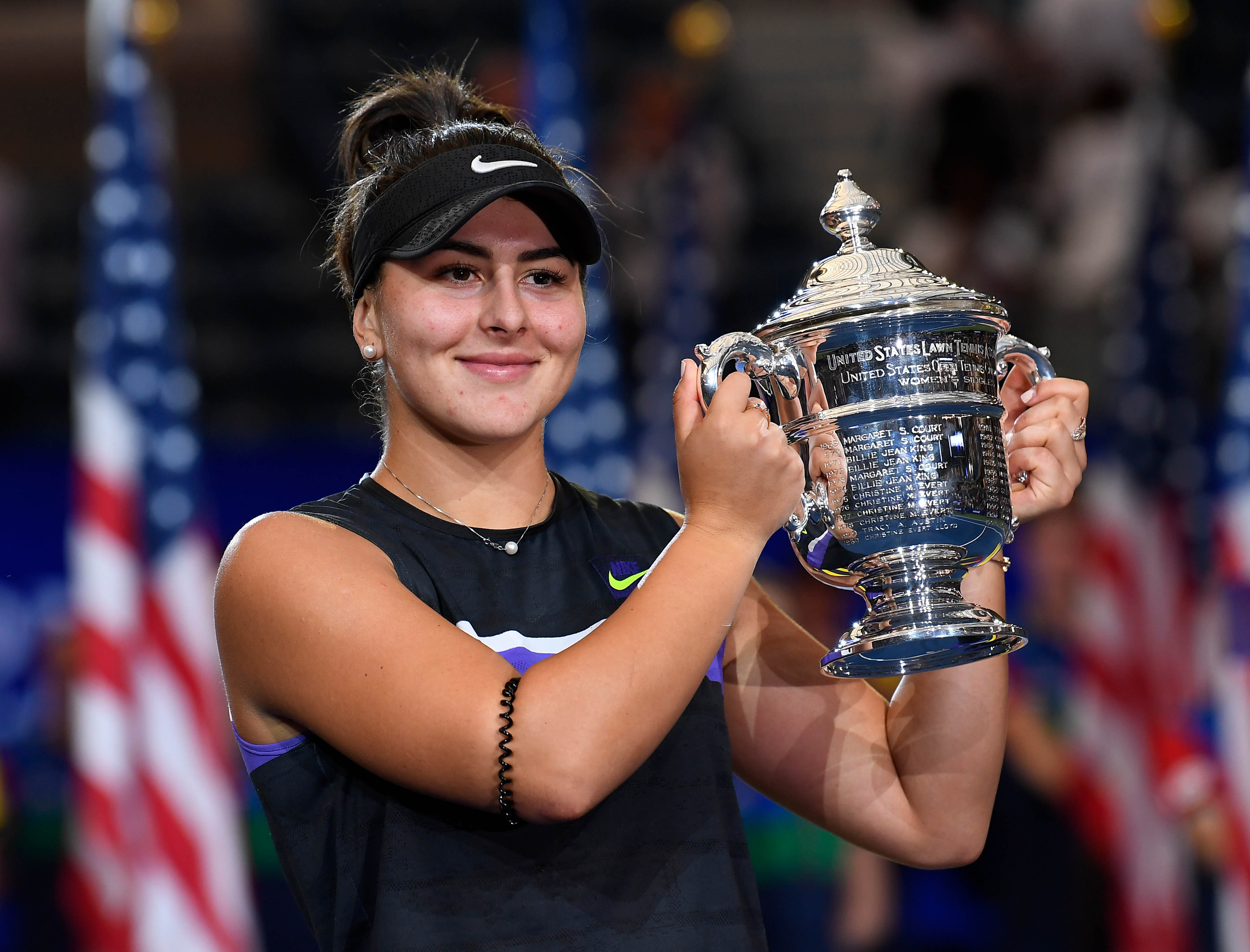 Bianca Andreescu pulls out of U.S. Open