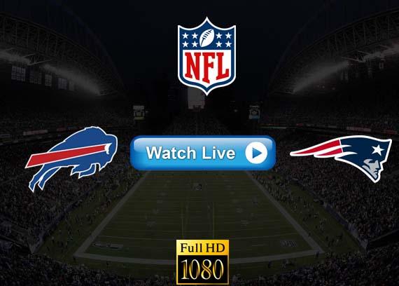 Bills vs Patriots live streaming reddit