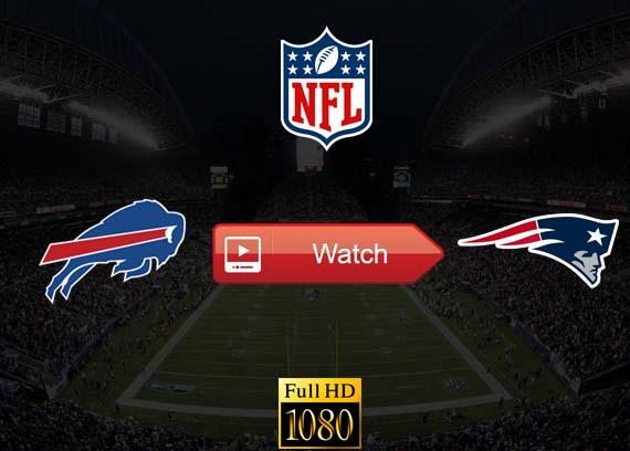 Bills vs Patriots live stream reddit