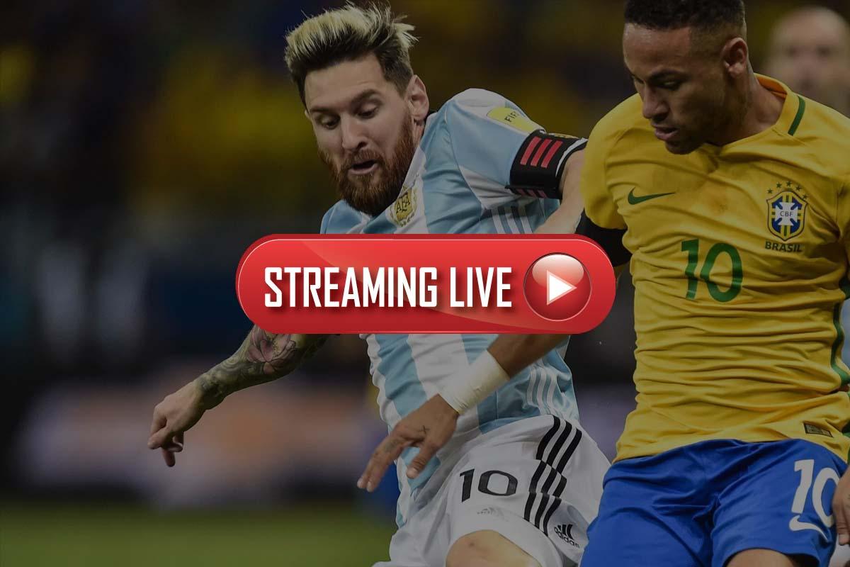 Brazil vs Argentina live stream reddit
