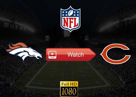 Broncos vs Bears live stream reddit