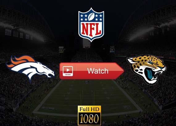 Broncos vs Jaguars live stream reddit