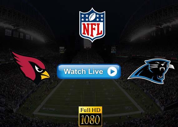 Cardinals vs Panthers live streaming reddit