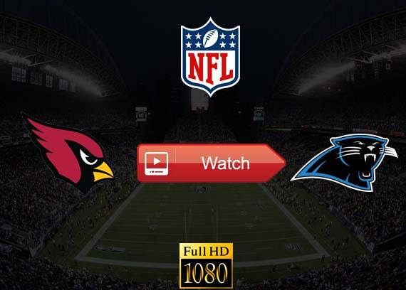 Cardinals vs Panthers live stream reddit