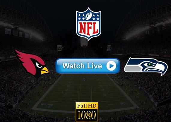 Cardinals vs Seahawks live streaming reddit