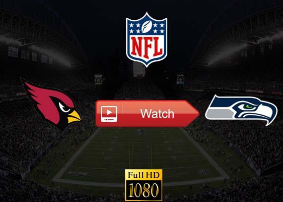 Cardinals vs Seahawks live stream reddit