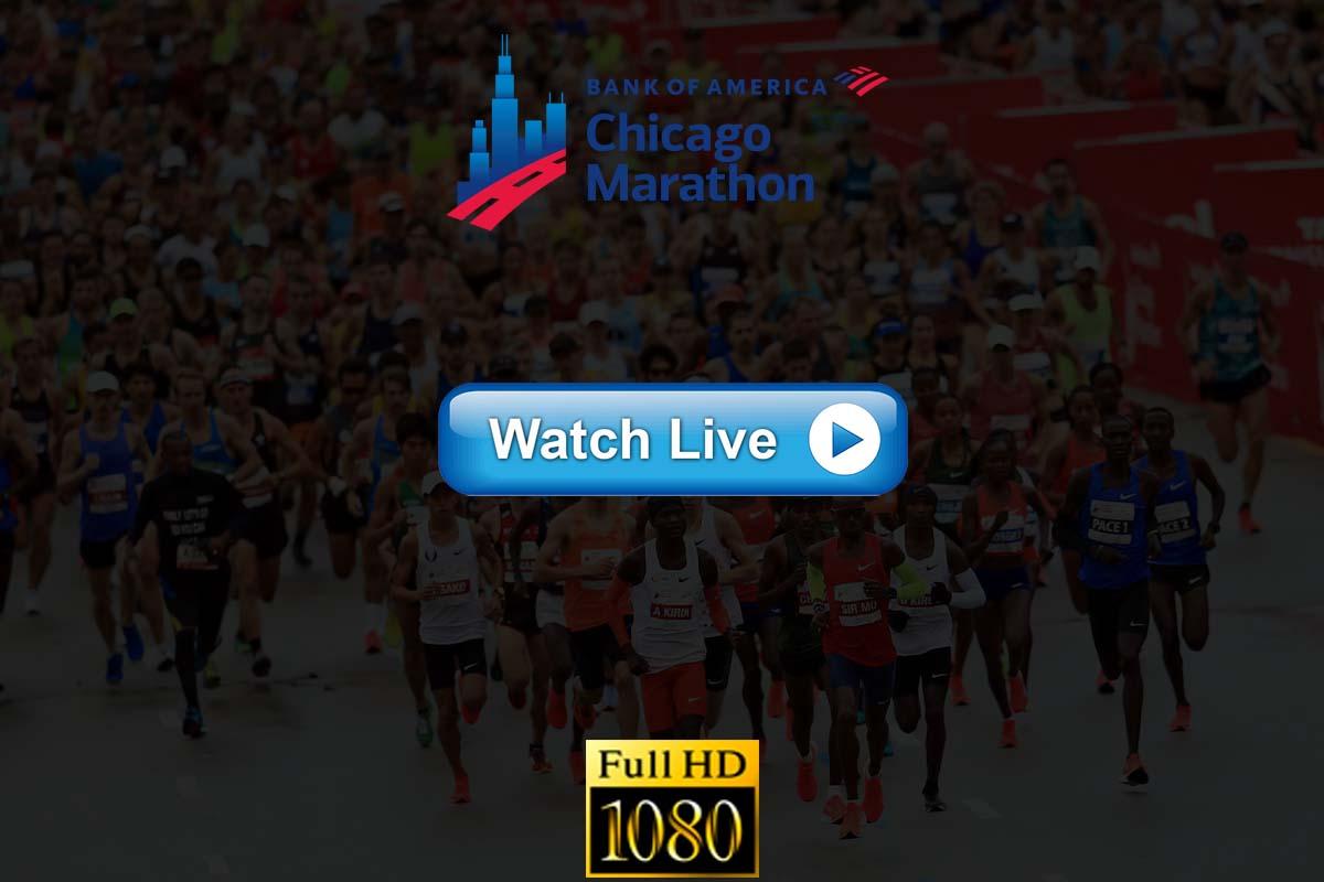 Chicago Marathon live streaming reddit