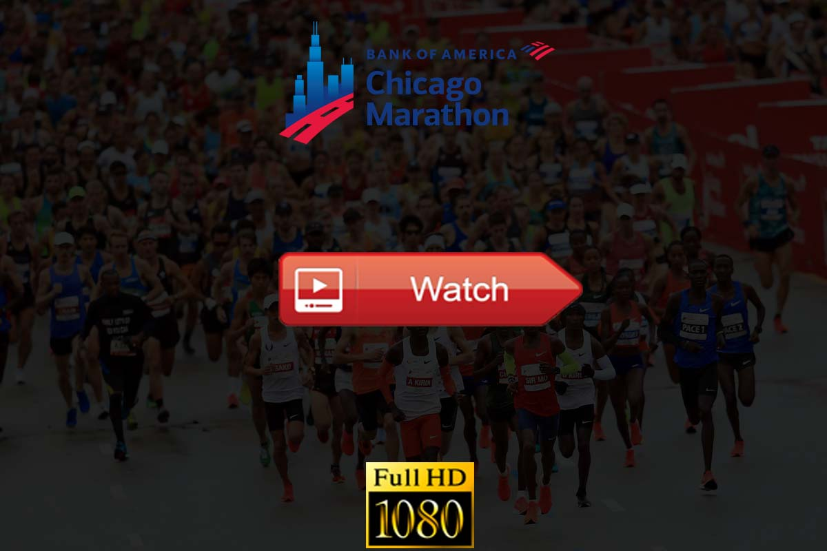 Chicago Marathon live stream reddit