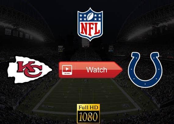 Chiefs vs Colts live stream reddit