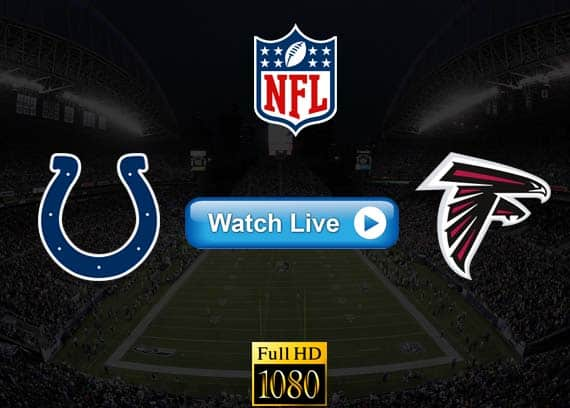 Colts vs Falcons live streaming reddit