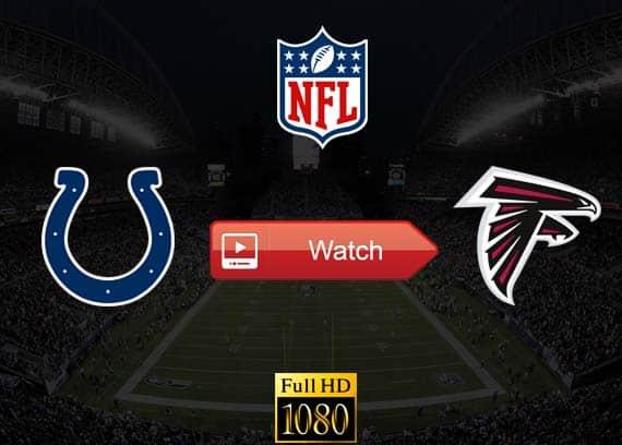 Colts vs Falcons live stream reddit