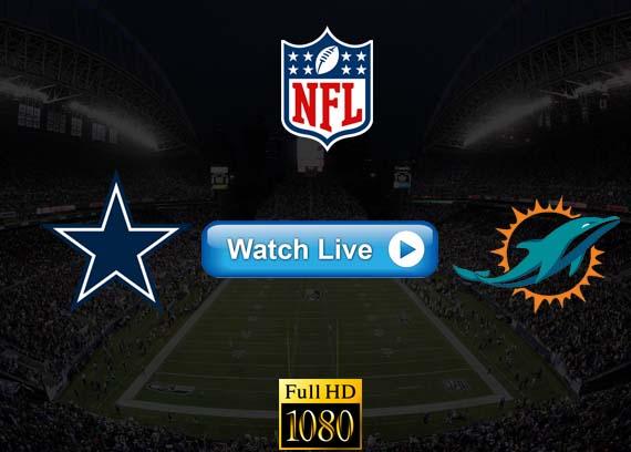 Cowboys vs Dolphins live streaming reddit