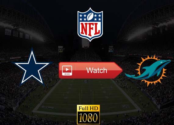 Cowboys vs Dolphins live stream reddit