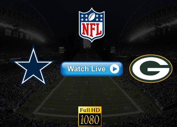 Cowboys vs Packers live streaming reddit