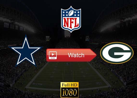 Cowboys vs Packers live stream reddit